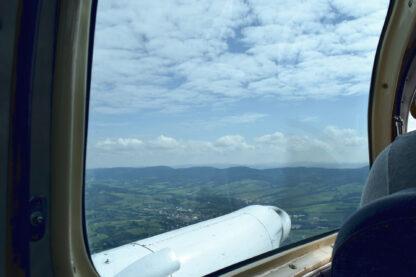 Vyhlídkový let L-200 Morava