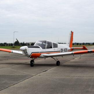 Zlín Z-43 - Letiště Přerov